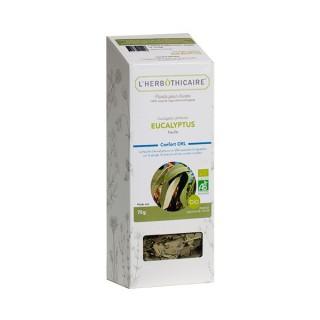 L'herbothicaire tisane eucalyptus bio 70g