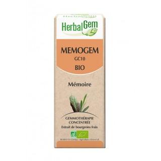 HerbalGem Memogem bio - 30ml