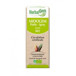 HerbalGem Midogem Forte spray bio - 15ml