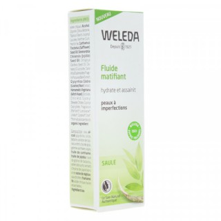 Weleda Fluide matifiant Hydratant 30ml