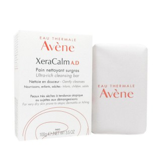 Avène XeraCalm AD pain nettoyant surgras - 100g