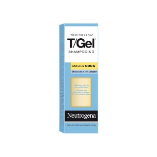 Neutrogena T/GEL shampooing cheveux secs 250ml