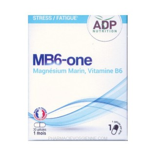 ADP Nutrition MB6-one 30gélules