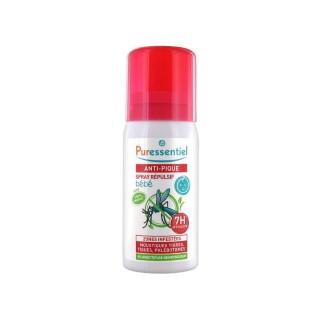 Puressentiel anti-pique spray répulsif moutiques 60ml