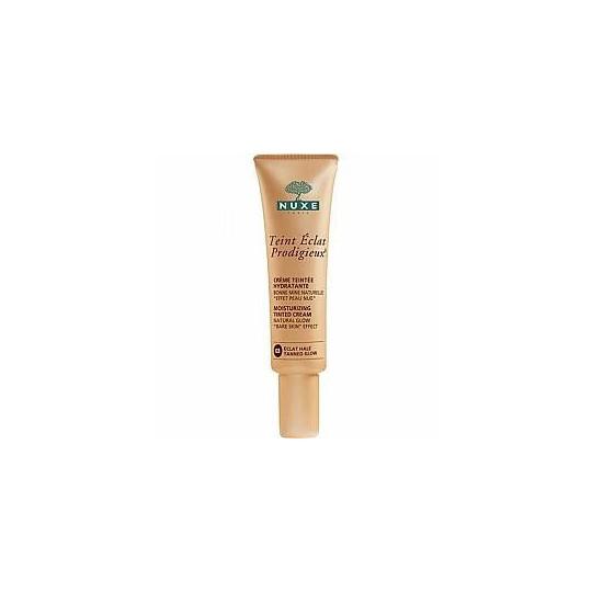 nuxe teint éclat prodigieux crème teintée n°1 naturel 30 ml