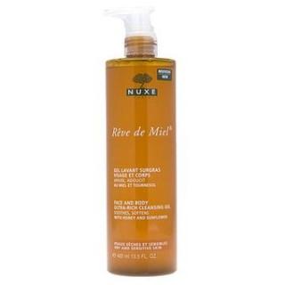 Nuxe Honey Dreams cleansing gel 400ml