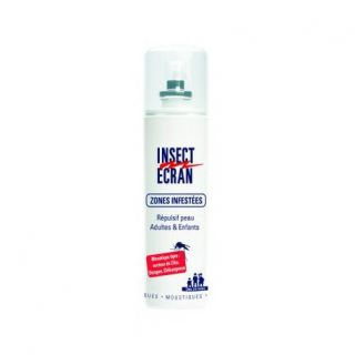 Insect écran infested areas Skin Repellent Adults 100ml