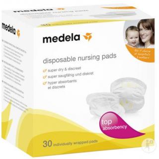 Medela Coussinets d'allaitement à usage unique x30