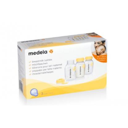 Medela Biberons pour lait maternel 3x 150ml