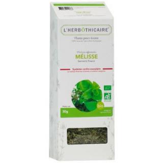 L'herbôthicaire Fleur & feuille mauve tisane Bio 30g