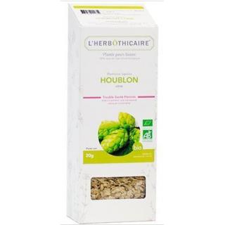 L'herbôthicaire Tisane Houblon Bio 20g