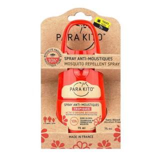 Parakito spray anti-moustiques tropiques 75ml