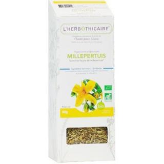 L'herbôthicaire Millepertuis Confort système nerveux 50 g