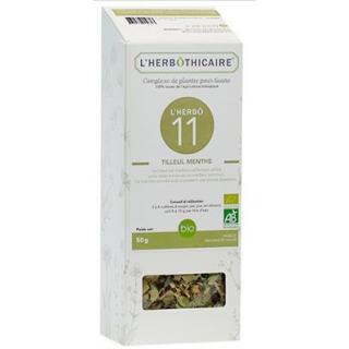 L'herbôthicaire L'herbô 11 confort sommeil / digestif 50 g