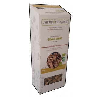 L'herbôthicaire Gingembre Confort Articulaire 60g