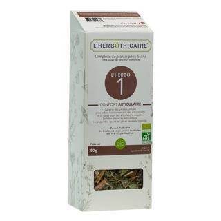 L'herbôthicaire L'herbô 1 Confort articulaire 80 g