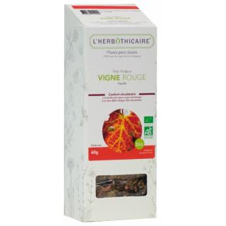 L'herbôthicaire Vigne rouge confort circulatoire 60 g