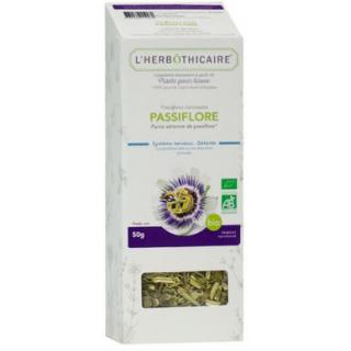 L'herbôthicaire tisane Passiflore Confort Système nerveux 50 g