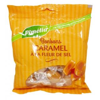 Pimélia Bonbons caramel à la fleur de sel 100 g