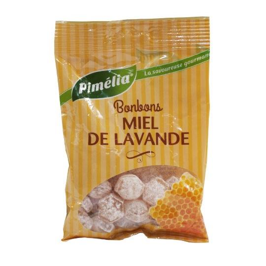 Pimélia Bonbons Miel de Lavande 100G