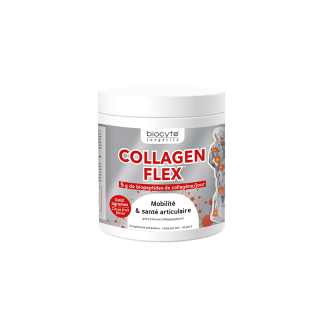 Biocyte Collagen Flex goût agrumes 240g