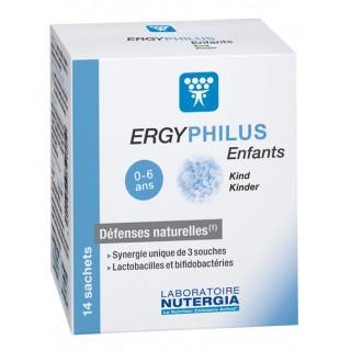 Nutergia Ergyphilus Enfants - 14 sachets