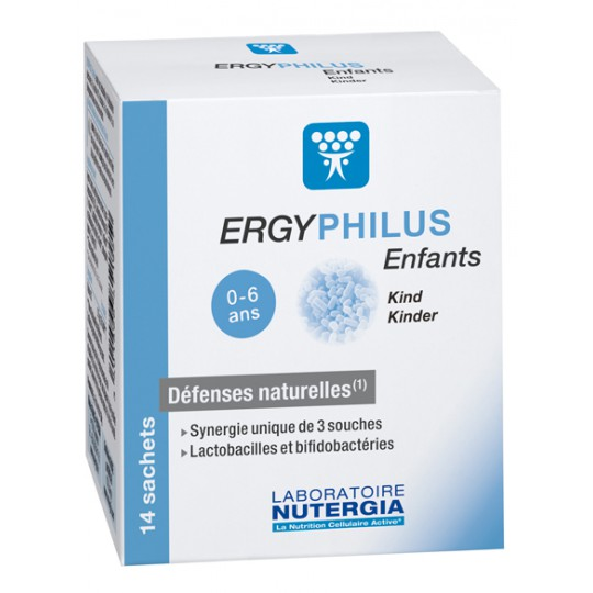 Ergyphilus kids 14 Packets