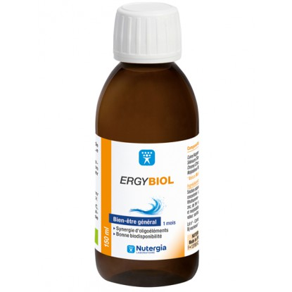 Nutergia Ergybiol - 150ml