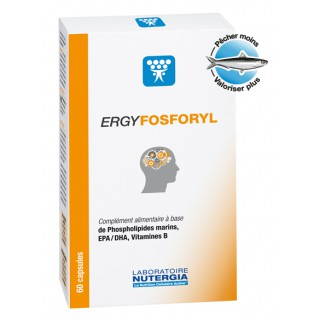 Nutergia Ergyfosforyl - 60 capsules