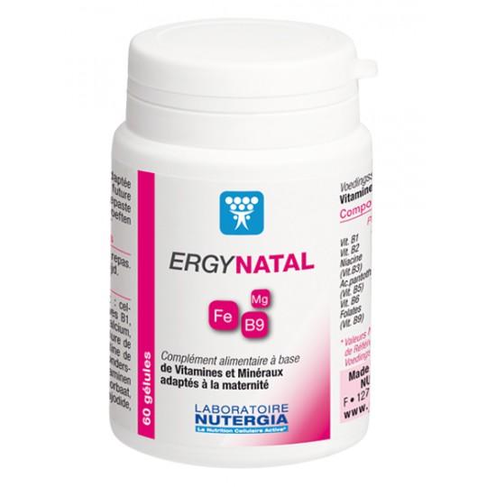 Ergy-Natal 60 capsules Nutergia