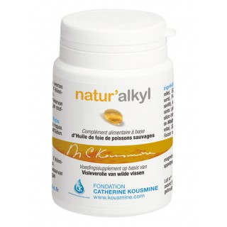 Nutergia Natur'Alkyl - 90 capsules
