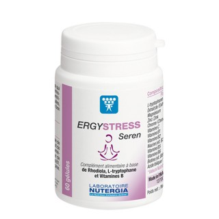 Nutergia Ergystress Seren 60 gélules anciennement Vectiseryl