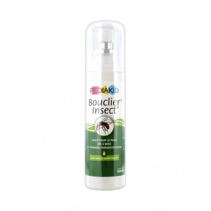 Pediakid Bouclier insect dès 3 mois spray 100ml