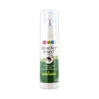 Pediakid Bouclier insect dès 3 mois spray 100ml