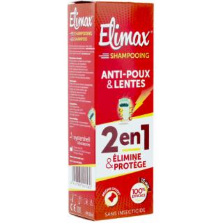 Elimax Shampooing Anti-poux & lentes 100 ml