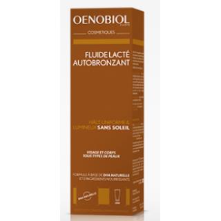 Oenobiol Fluide lacté Autobronzant 100 ml