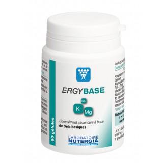 Nutergia Ergybase - 60 gélules