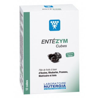 Nutergia Entézym - 12 cubes