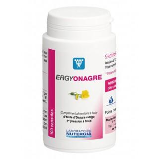 Nutergia Ergyonagre - 100 capsules