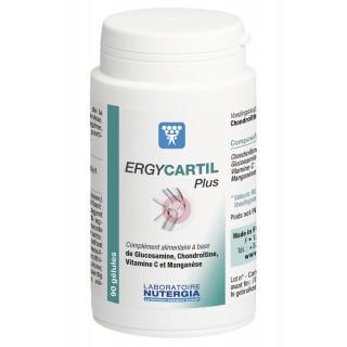 Nutergia Ergycartil Plus - 90 gélules