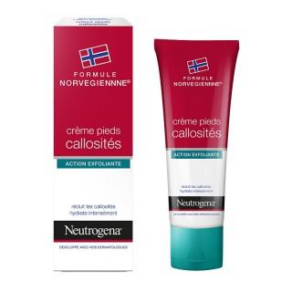 Neutrogena crème pieds callosités - 50ml