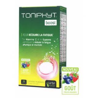 Santé Verte Toniphyt Boost fruits rouges - 30 comprimés