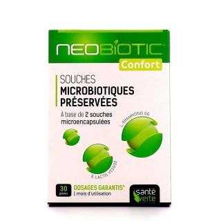 Santé Verte Neobiotic Confort - 30 gélules