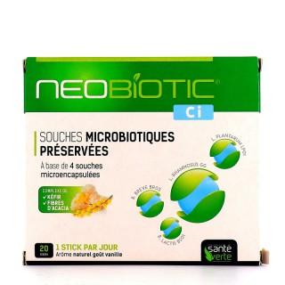 Santé Verte Neobiotic Ci - 20 sticks
