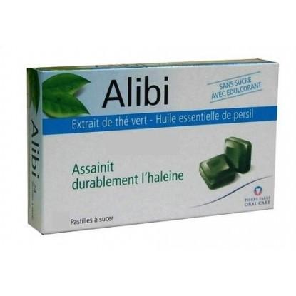 Alibi haleine 18 pastilles