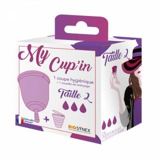 Biosynex My Cup'in coupe hygiénique taille 1 - 1 unité