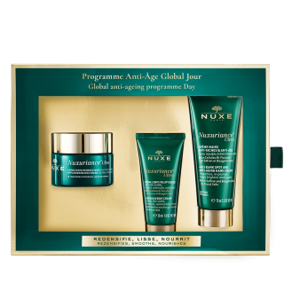 Programme anti-âge global jour Nuxuriance Ultra - 3 soins
