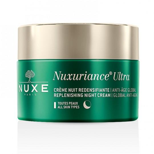 Crème nuit redensifiante anti-âge Nuxuriance Ultra - 50ml