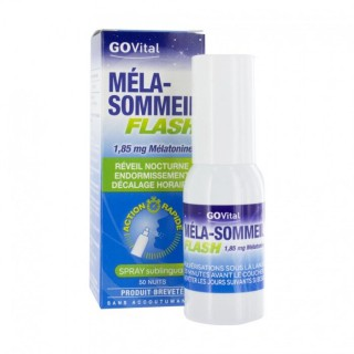 GOVital Méla-sommeil Flash spray - 20ml