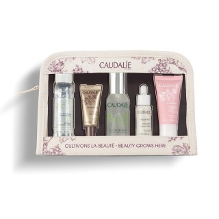 Caudalie Trousse French Beauty Secret 2019 - 5 soins visage